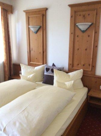 Schweigeru0027s Landgasthof: This One Of The Bedrooms With Ensuite, Very Modern  And Clean.