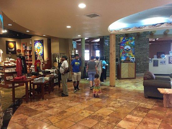 nice picture of indian pueblo cultural center albuquerque rh tripadvisor com