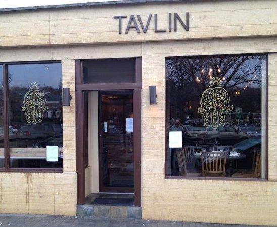 Tenafly, نيو جيرسي: Tavlin Falafel