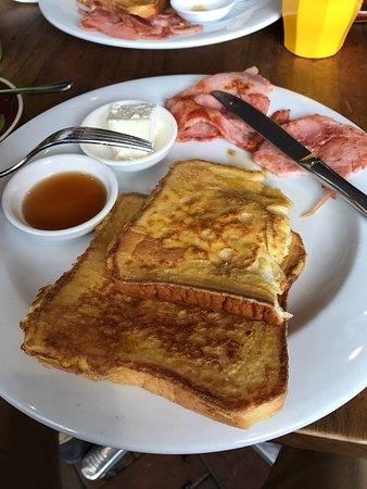 Drummoyne, Avustralya: Cafe Birkenhead