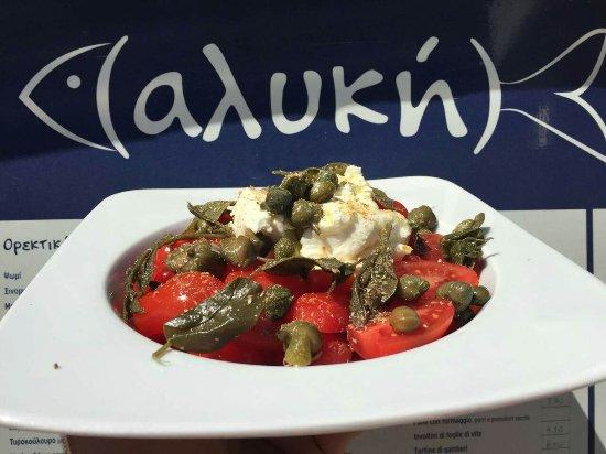 Restaurant Alyki : cherry tomatoes