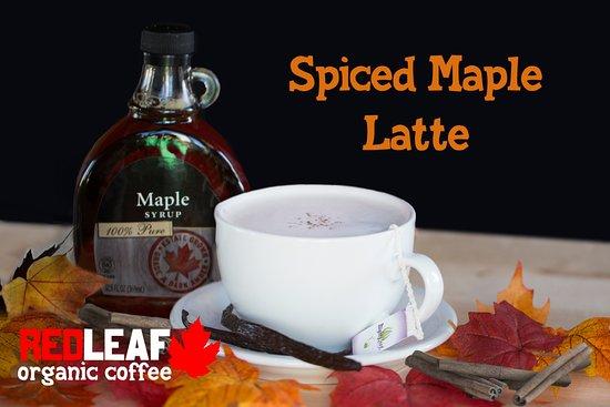 Longview, WA: Vanilla Maple Latte!