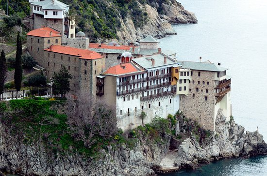 Mt. Athos Peninsula, Greece: St . Gregory