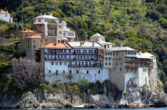 Mt. Athos Peninsula, Greece: Agios Gregoriou