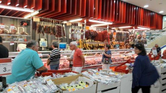 Supermercado del shopping fotograf a de gran jonquera outlet shopping la jonquera tripadvisor - Centro comercial la jonquera ...