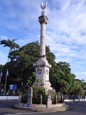 Monument aux morts de La première Guerre Mondiale.