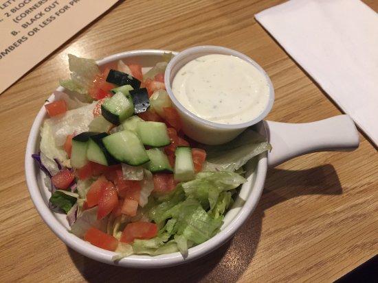 Cle Elum, WA: Side Salad