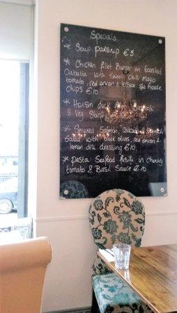 Salthouse Brasserie : Specials