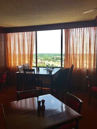 Marriott Kansas City Overland Park: Concierge Lounge 11th Floor