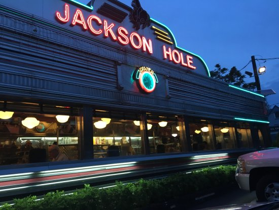 Englewood, Nueva Jersey: Dusk at Jackson Hole