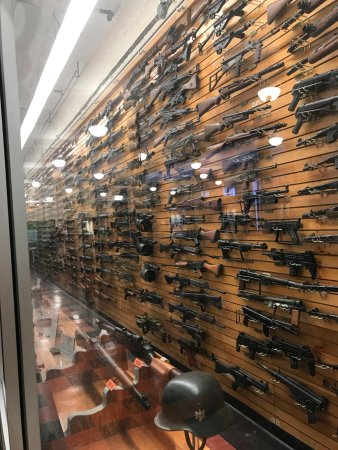 guns - Picture of Rock Island Arsenal Museum - TripAdvisor
