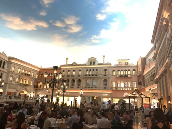 A Great Wedding Reception Venue Picture Of Canaletto Las Vegas