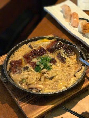 Kyoto Joe: 滑蛋鰻魚