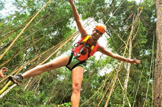 Chiang Mai Zipline Tour