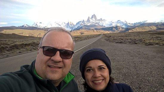 Road to El Chalten: Chegando em El Chalten