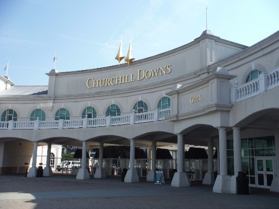 ‪Churchill Downs‬
