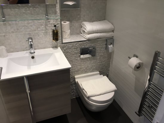 Best Western Victoria Palace: Small but Clean - Apartment FF