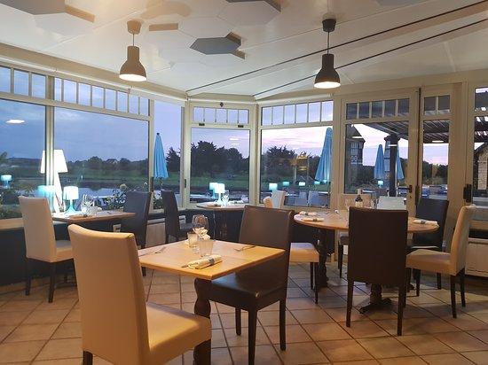La Maison Bleue, Courseulles-sur-Mer - تعليقات حول المطاعم