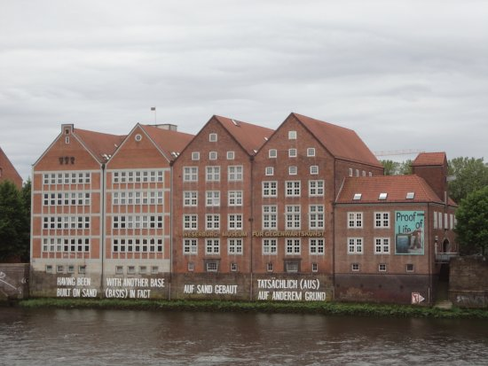 Neues Museum Weserburg Bremen