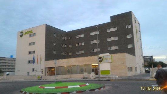 B B Hotel Picture Of B B Hotel Madrid Aeropuerto T1 T2 T3 Madrid Tripadvisor