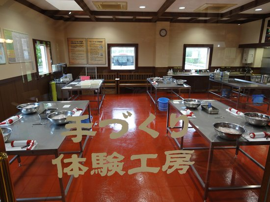 Shimodatekobo: 事前の予約で手作りソーセージも体験できます
