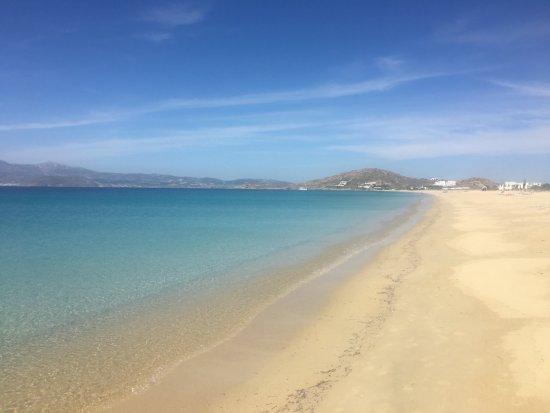 Agios Prokopios, Greece: Beach
