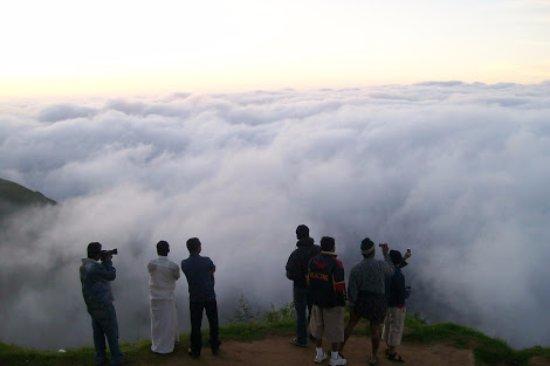 Kottagudi, India: @ kolukkumala hills