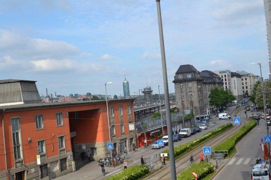 Winters Hotel Munchen Hauptbahnhof