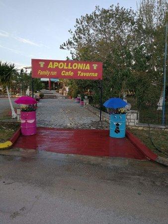 Apollonia cafe - restaurant