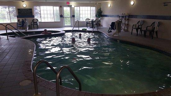 West Bend, WI: Fantastic pool