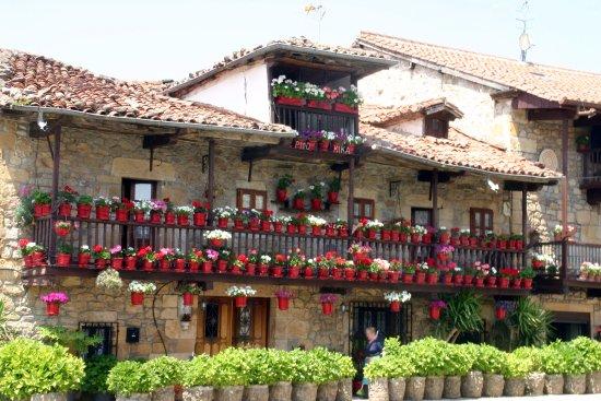 Posada de Villacarriedo: dorp