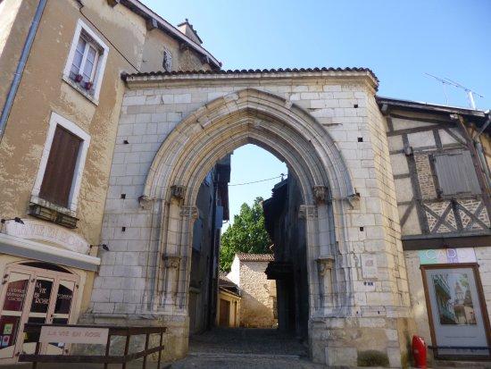 Porte des Jacobins