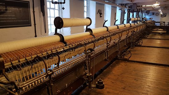 Styal, UK: Revolution in Cotton