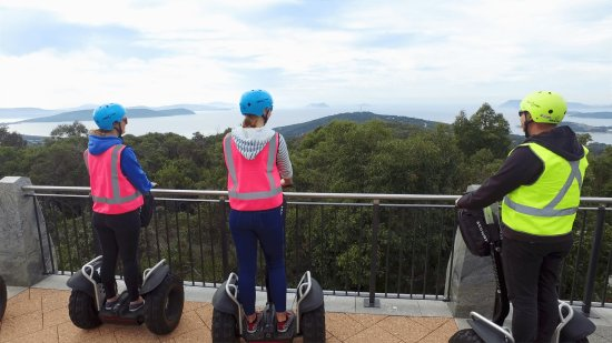 Albany Segway Tours