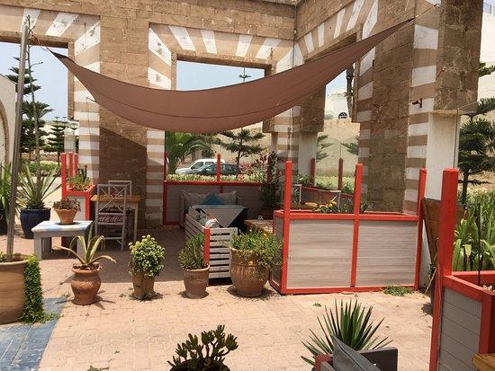 O 39 jardin la cuisine de serge essaouira restaurant avis for Restaurant o jardin