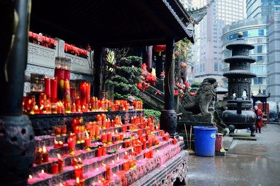 Chongqing Luohan Temple : 重慶羅漢寺