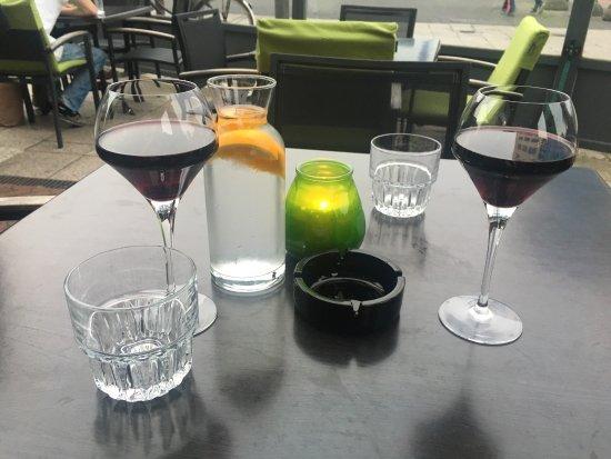 restaurant wijnbar de bank