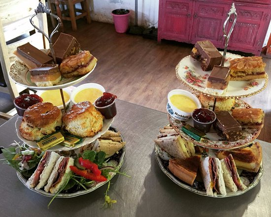 Cheshire, UK: Afternoon Tea at Red House Farm