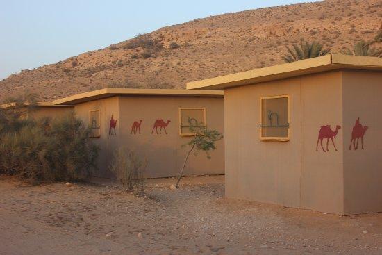 Dimona, İsrail: The huts