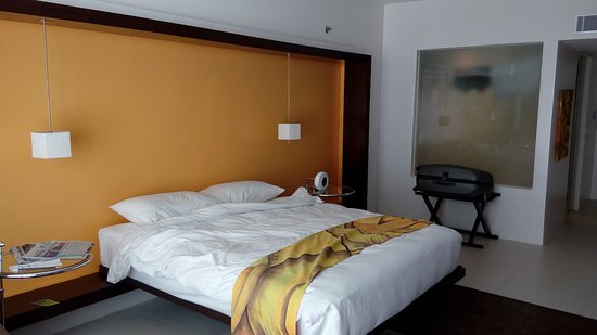The Picasso Boutique Serviced Residences: Spacious and clean