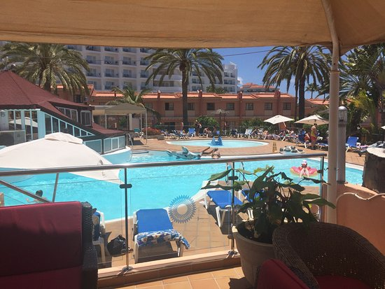 Bild fr n jardin del sol apartments playa for Bungalows jardin del sol gran canaria