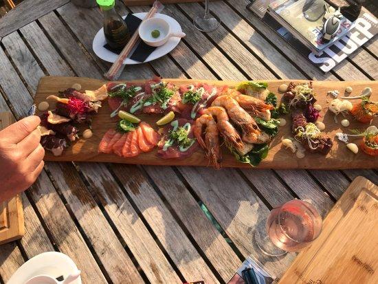 Kortenhoef, Nederland: Lust Seafood en grill