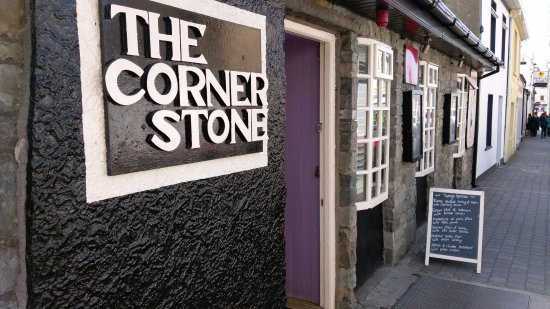 The Corner Stone: Deceptively in size from outside