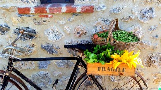 Ciciano, Italia: PRODOTTI DEL'ORTO