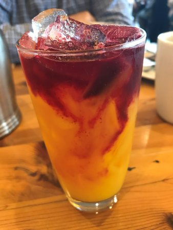 Farragut, TN: Morning Meditation - from the Fresh Juice Bar