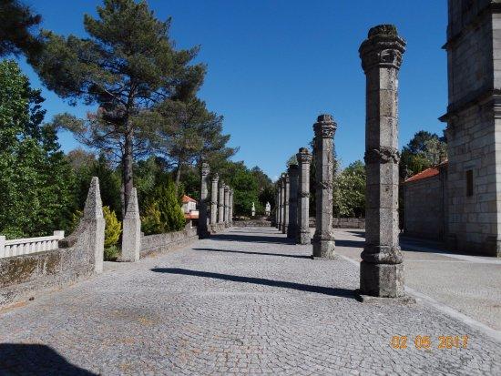 Viseu District, Portugal: área interna do parque