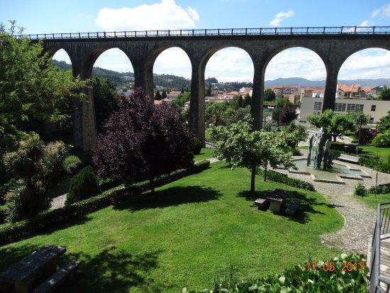 Vouzela, Portugal: antiga ponte