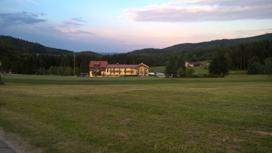 Moorbad Harbach, Österreich: Ruhige Lage