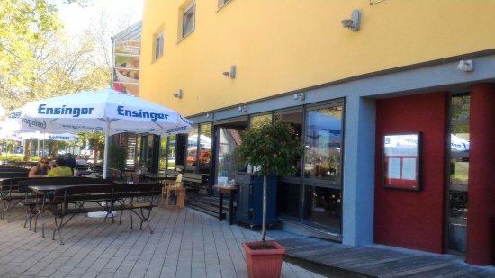 Brauhaus: Biergarten