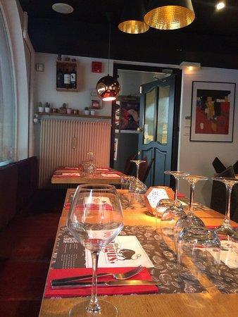 Restaurant Place Des Meuniers Strasbourg